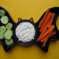 Chunky Veggie Dip recipe