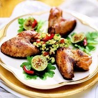 Hot Sauce And Cola Chicken Wings recipe