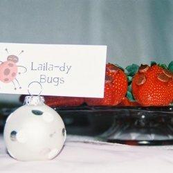 Lady Bugs recipe