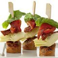 Antipasto Sausage Skewers recipe