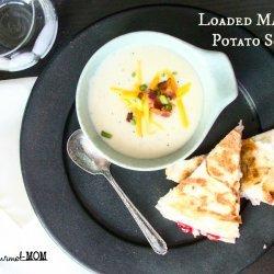 Mashed Potato Soup recipe