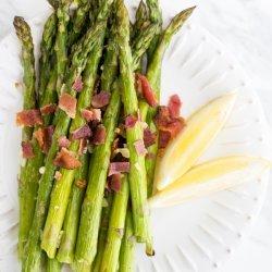Roasted Asparagus and Garlic recipe
