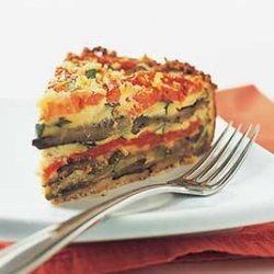 Vegetable Torta recipe
