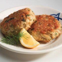 Snow Crab Cakes recipe