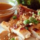 Thai Chicken Bites With Dipping Sauce recipe