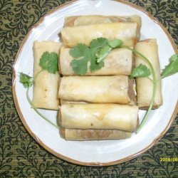 Lumpia Spring Roll recipe