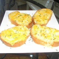 Garlic Bread W Cheese recipe