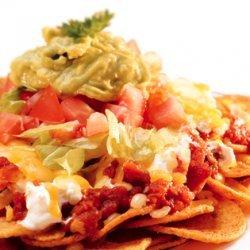 Nachos Mexicana recipe