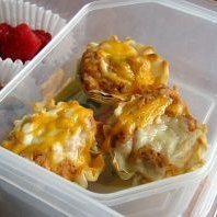 Authentic Mexican Phyllo Cups recipe