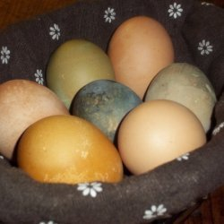 Old Timey Easter Eggs recipe