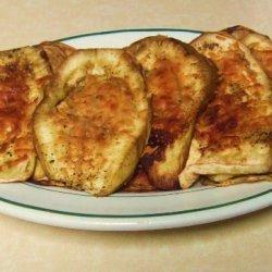 Roasted Eggplant Slices recipe