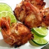 Coconut Shrimp With A Kick recipe