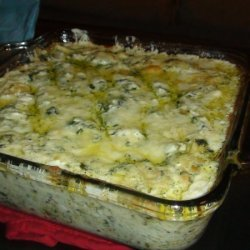 Spinach Artichoke Dip - Hot And Delicious recipe