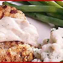 Delicious Country Chicken Fried Steak recipe