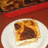 Pastitsio Greek Casserole recipe