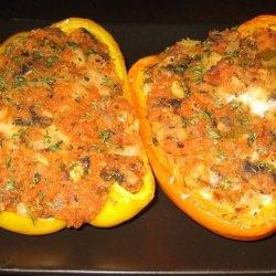 Italian Style Stuffed Peppers recipe
