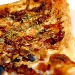 Sweet Potato Rosemary Pizza recipe