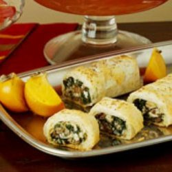 Greek Lamb And Cheese Strudel recipe