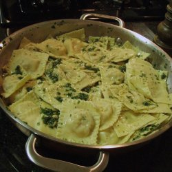 Roasted Butternut Squash Ravioli recipe
