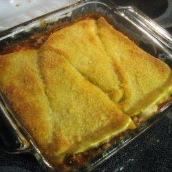Crescent Cheeseburger Bake recipe