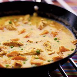 Easy Coconut Curry Chicken recipe