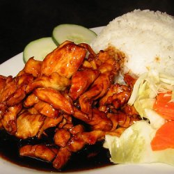 Japanese Chicken And Rice recipe