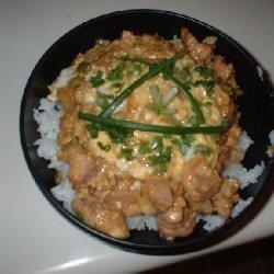 Japanese Chicken Thighs recipe