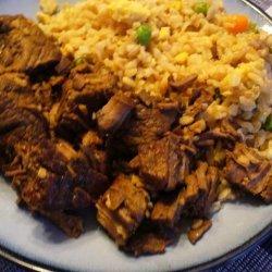 Crockpot Adobo Beef recipe
