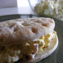 Bacon And Egg Salad For Sandwiches recipe
