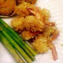 Easy Coconut Shrimp recipe