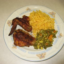 Spicy Oven Baked Chicken recipe