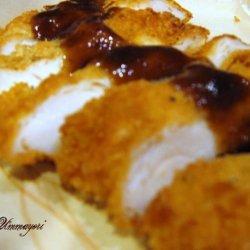 Japanese Chicken Katsu recipe