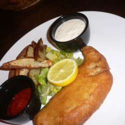 Luisas Fish And Chips recipe
