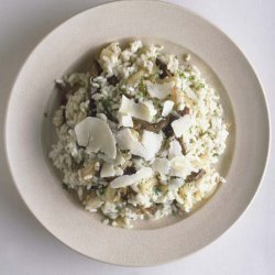 Risotto With Clams recipe