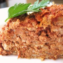 My Turkey Meatloaf recipe
