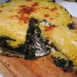 Polenta Torte recipe