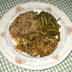 Savory Oven Baked Chicken Breast recipe