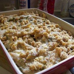 Spinach Tuna Casserole recipe
