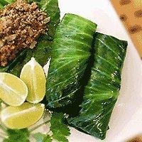 Thai Lettuce Wraps With Cilantro recipe