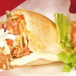 Shawarma Recipe - A Very Tasty Grilled Meat Sandwi... recipe
