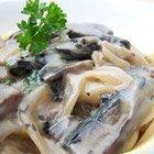 Portobello Mushroom Stroganoff recipe
