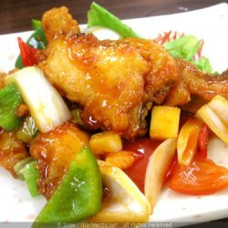 Chicken Sweet And Sour recipe