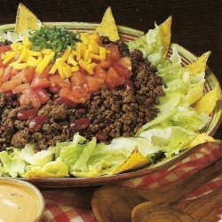 Mexican Taco Salad recipe
