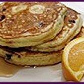 Country Blueberry Ricotta Pancakes recipe