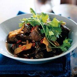 Babi Chin - Pork Braised In Dark Soy Sauce recipe