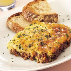 Sausage And Egg Casserole With Sun-dried Tomatoes ... recipe