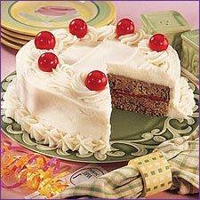 April Fools Cake recipe