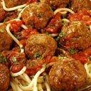 Authentic Italian Spaghetti Sauce With Meat Balls recipe
