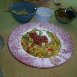 White  Bean Chile recipe