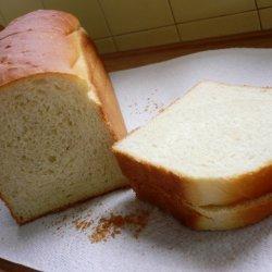 Fluffy White Sandwich Bread recipe